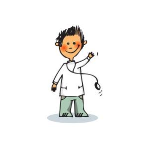 Zdravniški pregled in zdravstvena vzgoja za 1. R in 1. A