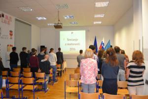 9. srečanje z maturanti Gimnazije Ilirska Bistrica