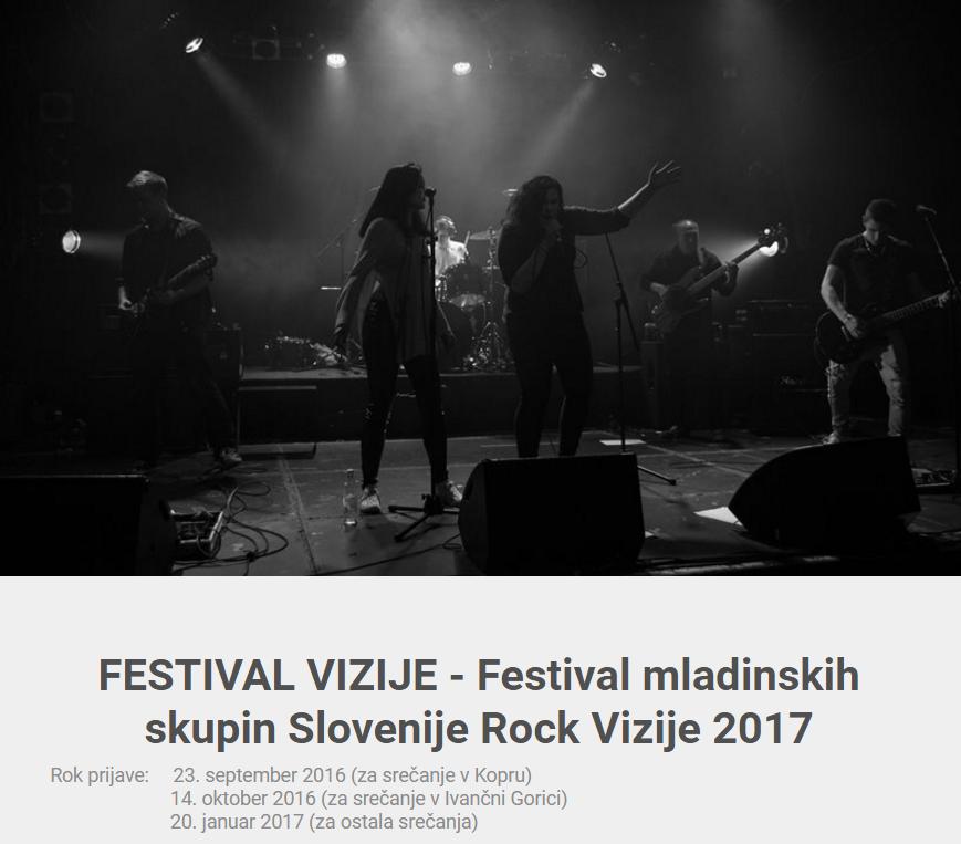 Rock vizije 2017