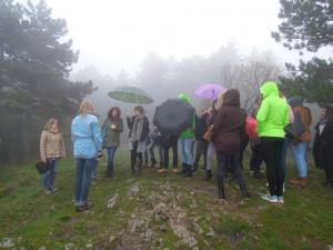 Obiskali smo slovensko Primorje in italijansko gimnazijo v Kopru