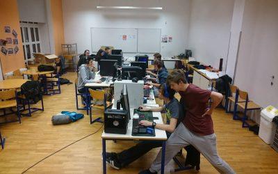 Krompirjeve računalniške delavnice in LAN party