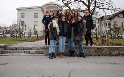 Obisk Kmetijskega inštituta v Ljubljani