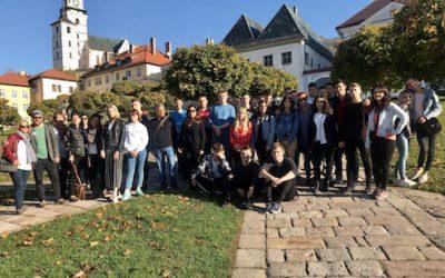 Mednarodni projekt Good School for 21st Century – Slovaška