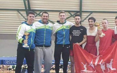 Uspešen nastop naših dijakov na mednarodnem tekmovanju v Beogradu