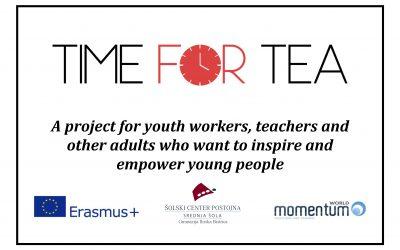 Mednarodni projekt Čas za čaj (Time for Tea)